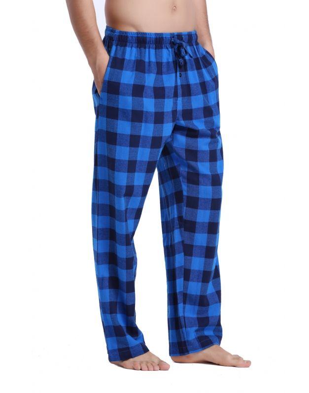 Nike Roshe Courir Marine Hommes Et Un Pantalon De Pyjama Rayé Blanc