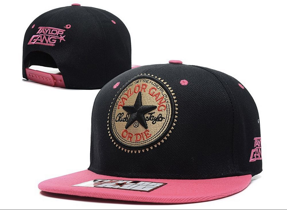 Gorra Plana rosa mujer - Snapback cap pink Women TAYLOR  d3e31e52f43