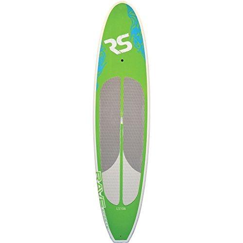 Rave Sports 02448 Lake Cruiser 10'6 SUP - Blue