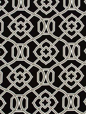 Black White Upholstery Fabric By The Yard Popdecorfabrics