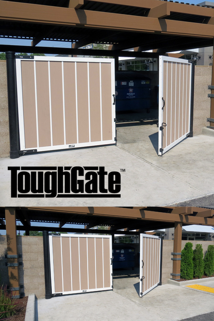Toughgate Ground Walls Screens Hot Tub Surround Restaurant Patio Entry Gates