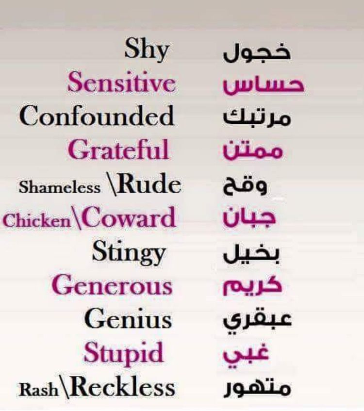 Pin By Colors الوان On Anglais English Language Learning Grammar English Vocabulary Words English Language Teaching