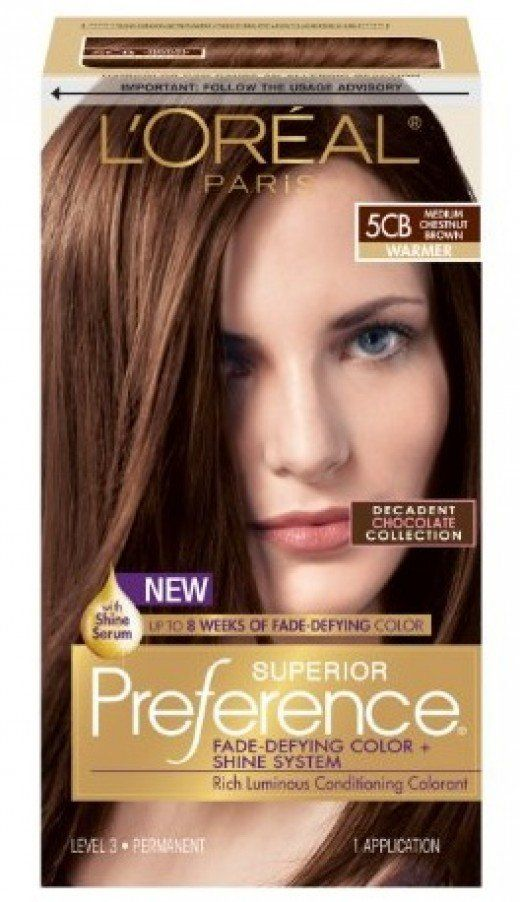 Chestnut Brown Hair Color And Styles With Pictures With Images