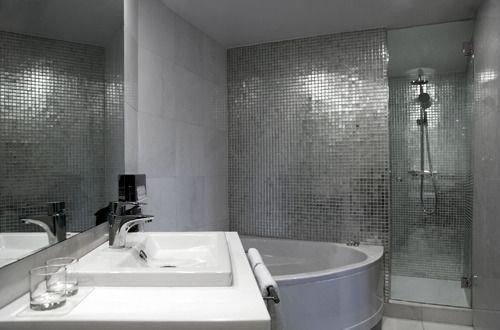 Best Salle De Bain Mosaique Douche Italienne Gallery - Amazing ...