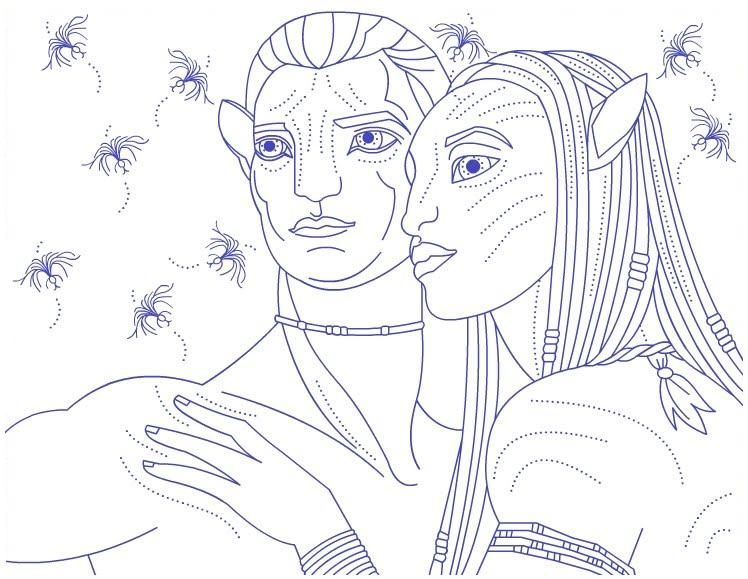 Avatarmovie1 Jpg 748 579 Blue Avatar Free Coloring Pages Coloring Pages