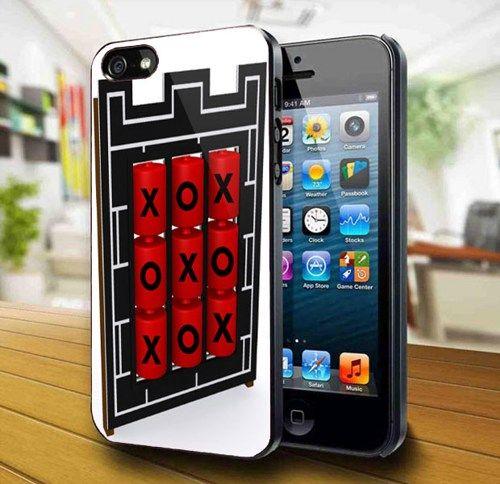 Castle Tictactoe iPhone 5 Case | kogadvertising - Accessories on ArtFire