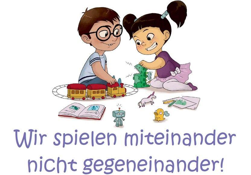 Grundschule Wellesweiler - Motto des Monats #kitaräume
