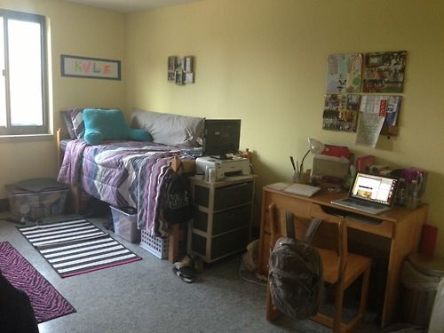 William Paterson University High Mountain East Dorm Submitted By
