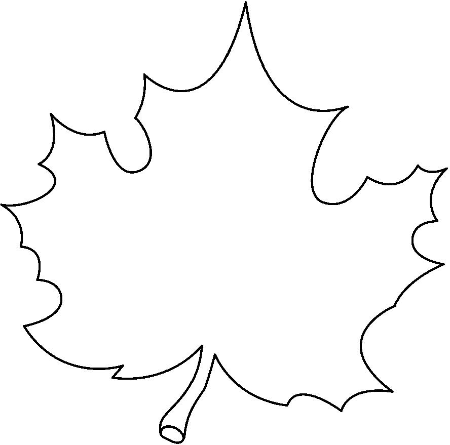 27++ Fall foliage black and white clipart ideas