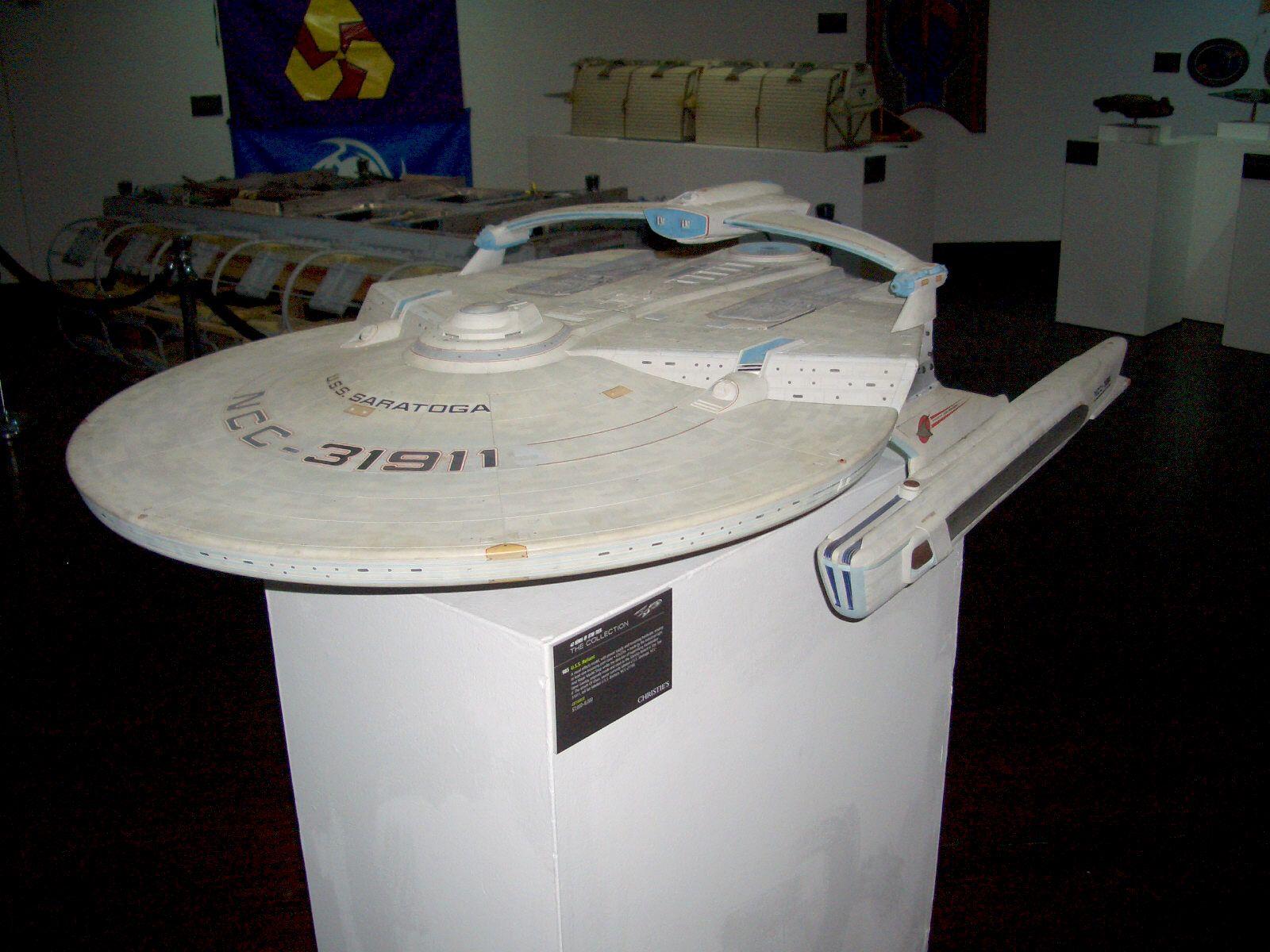 Pin by George Kochell on Star Trek Reliant Studio Model