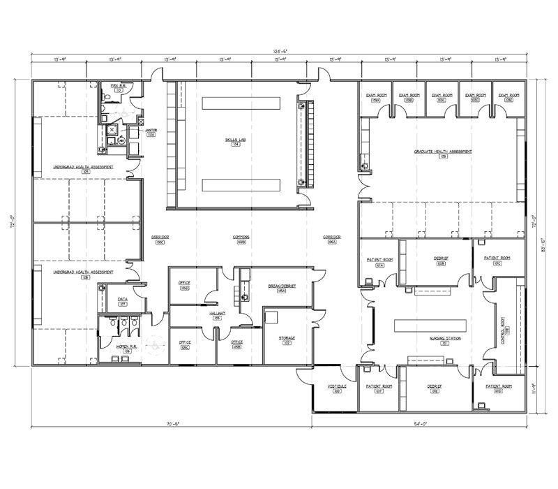 Awardimage Ashx 800 700 Hospital Floor Plan Hospital Design Interior Design Plan
