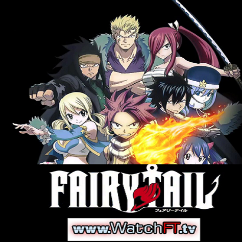 Watch And Download Fairy Tail English Subbed and English