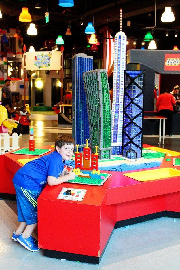 Atlanta, Georgia: LEGOLAND Discovery Center -... | Legoland ...