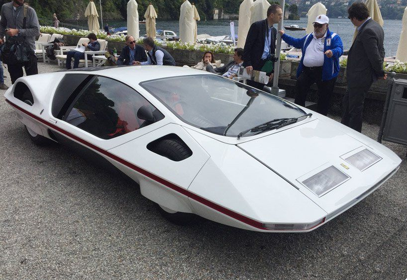 five amazing cars from concorso d'eleganza you won't find on the streets