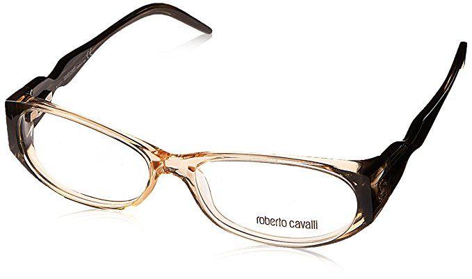Roberto Cavalli Eyeglasses Agave 633 059 Honey Full Rim Optical ...