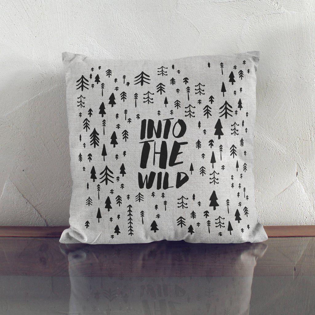 Into The Wild Cushion