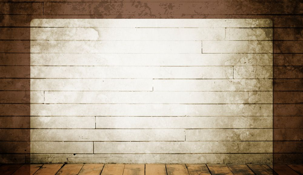 Light frame on a wood wall | Ppt backgrounds | Pinterest