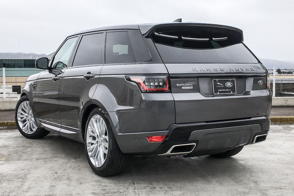 New 2018 Land Rover Range Rover Sport For Sale Portland
