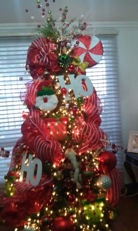 Decoracion de arboles rboles de navidad decorados - Decoracion arboles navidenos ...