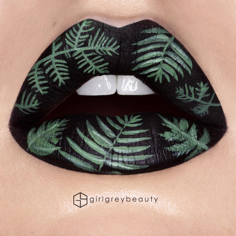 11 Botanical Makeup Artists Mastering Experimental Beauty – Garden Collage Magazine