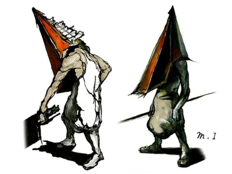 Silent Hill 2 Concept Art Silent Hill Art Concept Art Silent Hill