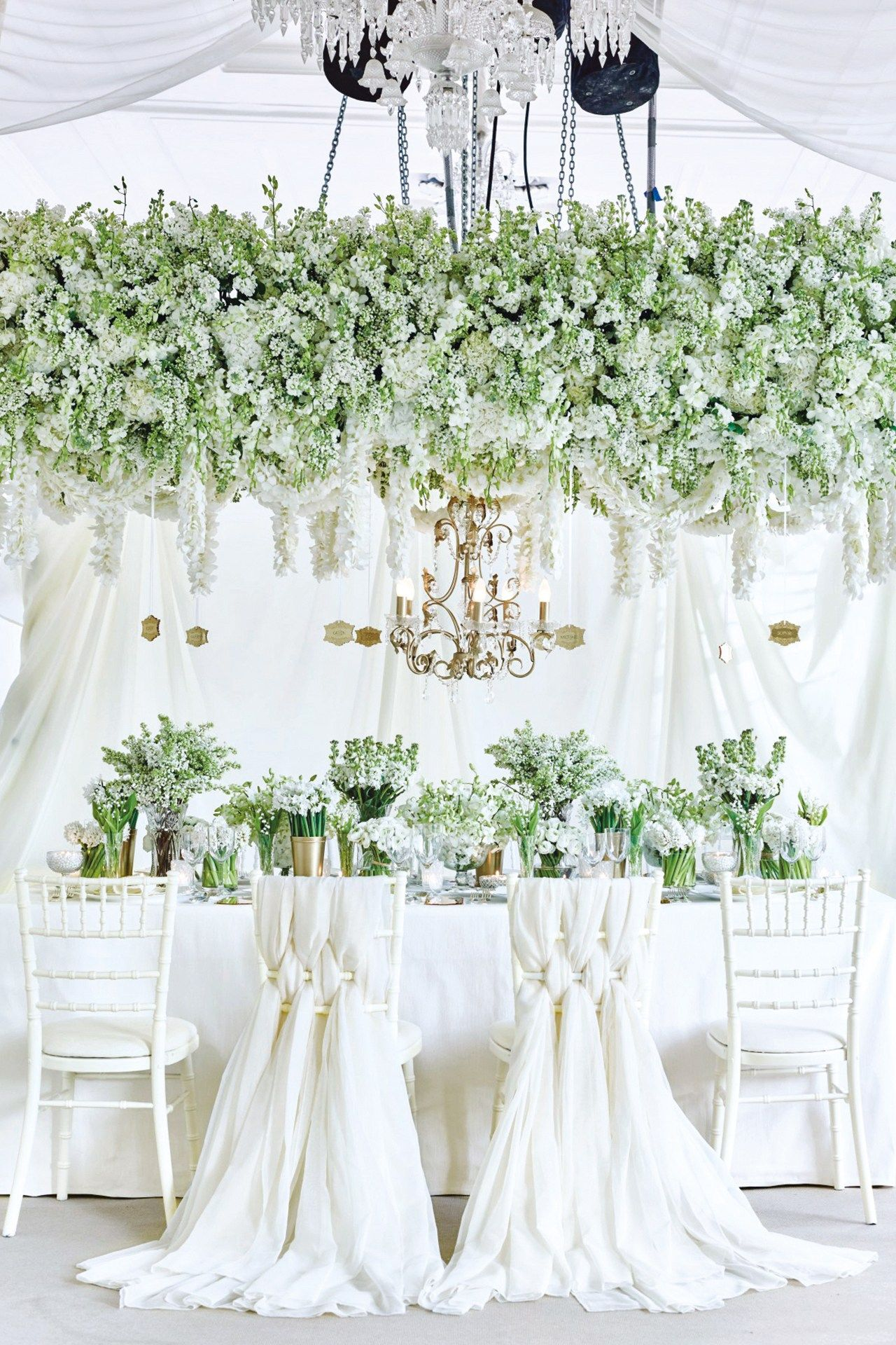 Most Beautiful Table Settings (BridesMagazine.co.uk) | Gold touch ...