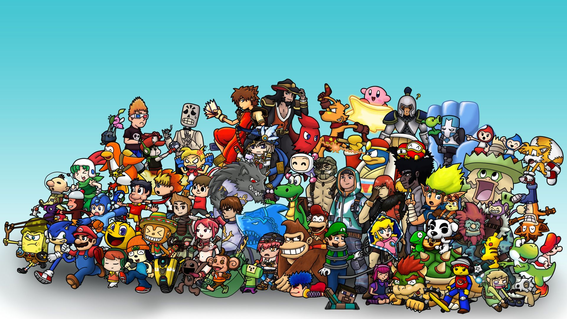 Video Game Wallpapers HD Group 1920×1080 Video Games