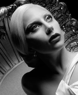 Lady Gaga Cast Member The Countess Owner Of Hotel Cortez In