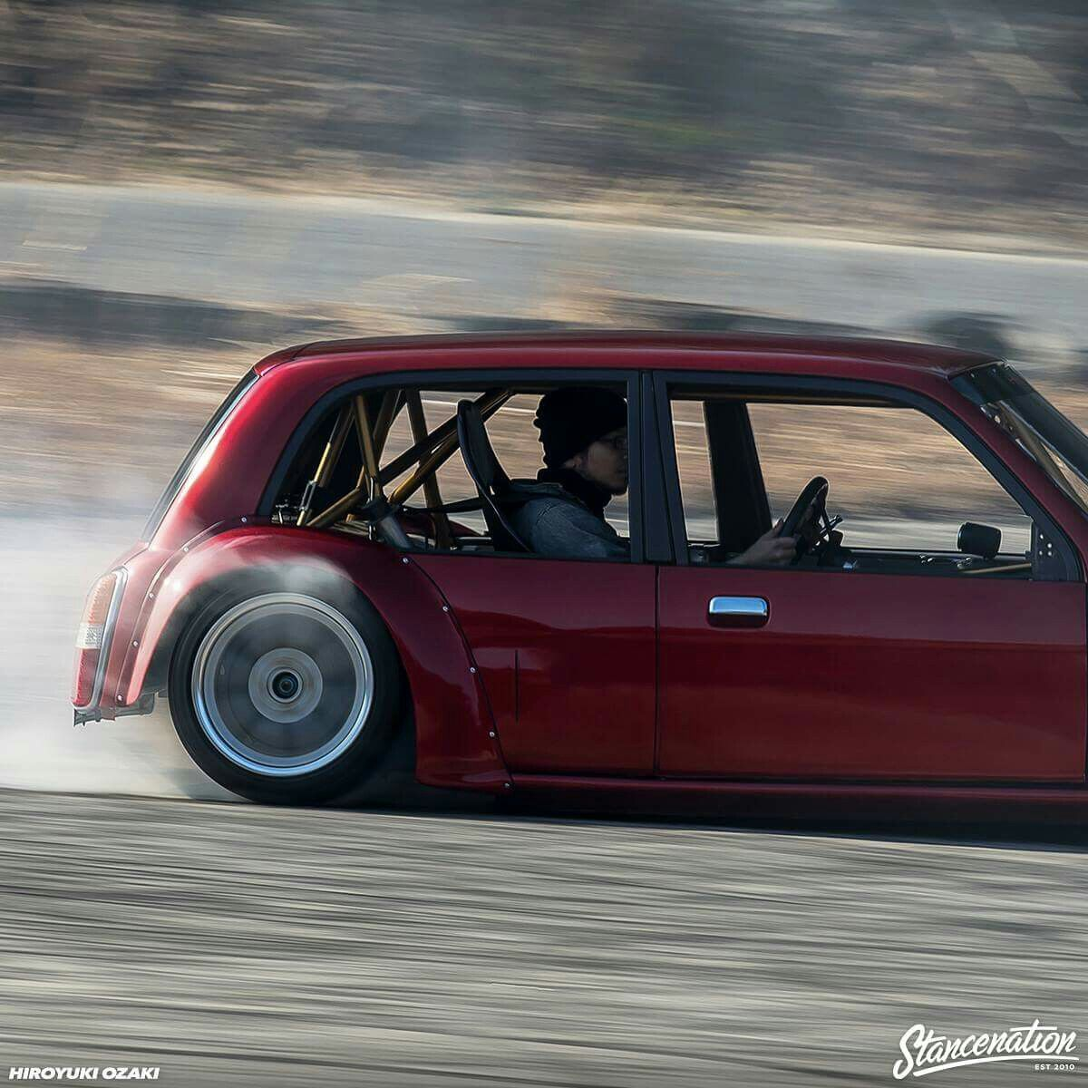 Pin By Tyler Fields On Rides With Images Mini Cars Japanese