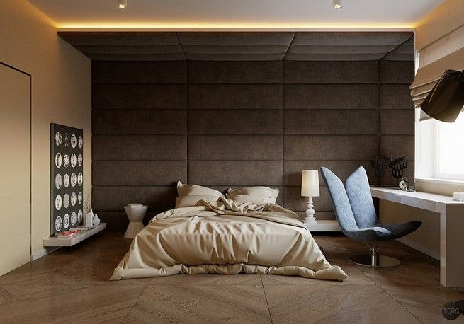 Good 2017 Bedroom Trends: Wall Texture Ideas
