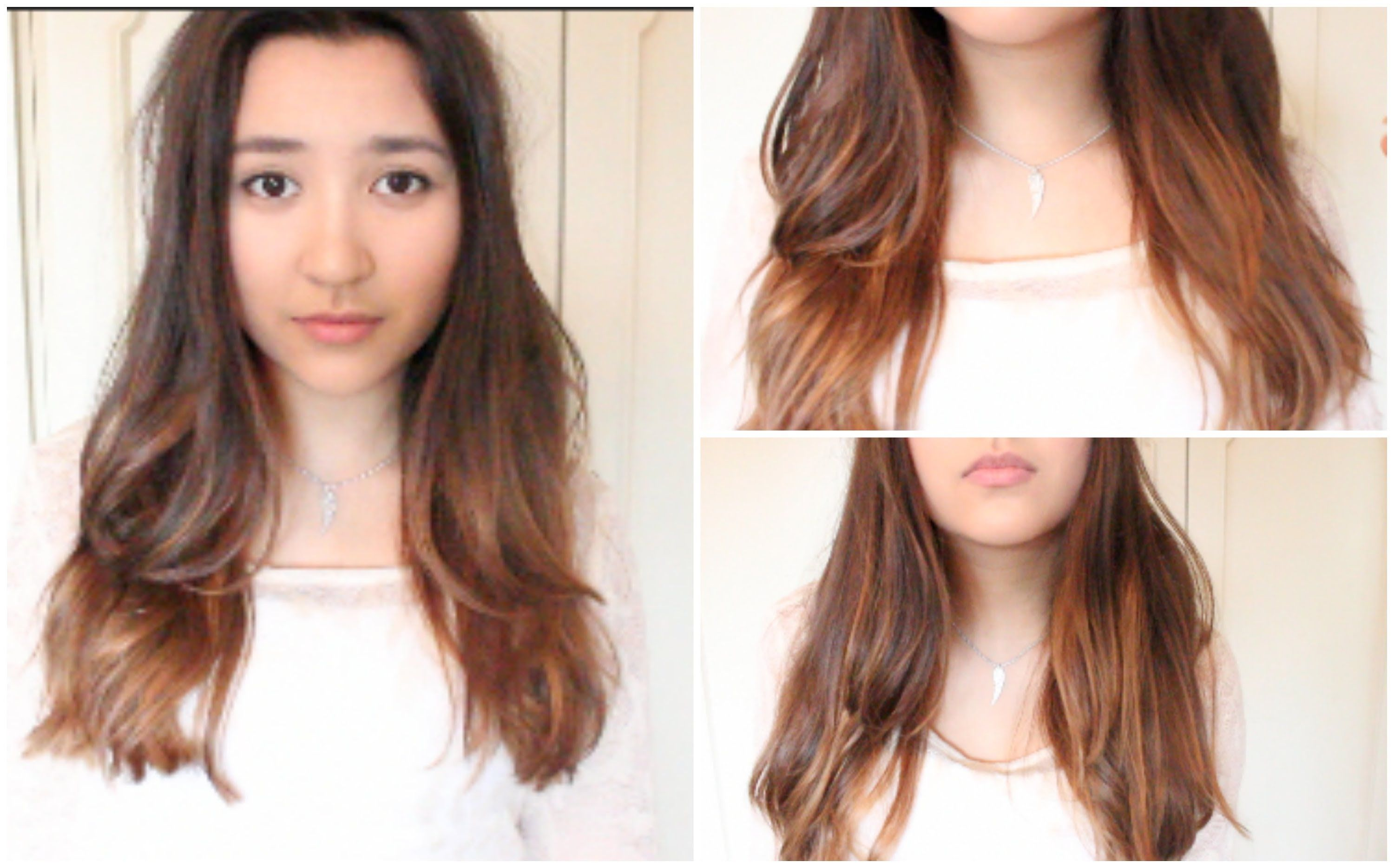 diy ombre hair highlights tutorial at home hair cuts and diy ombre hair highlights tutorial at home baditri Images