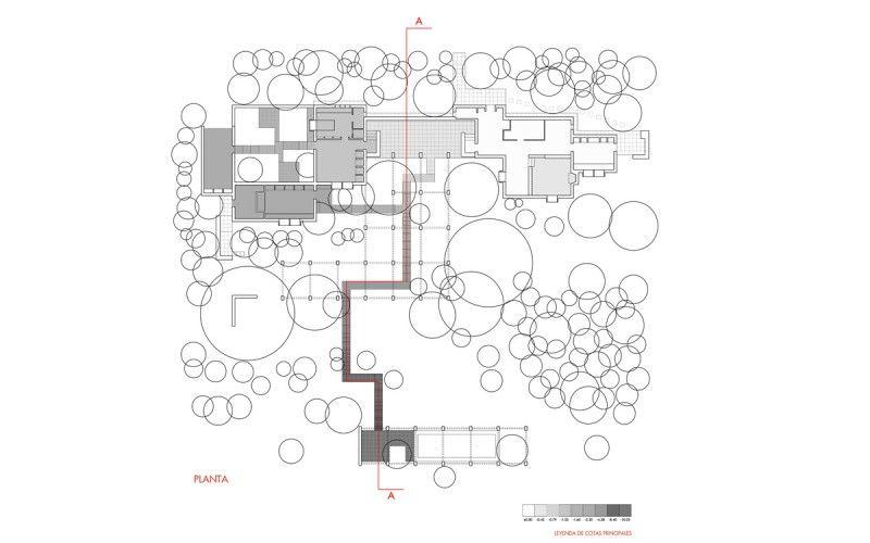Bernard Rudofsky Casa Rudofsky Architectural Inspiration Architecture Plan Architecture