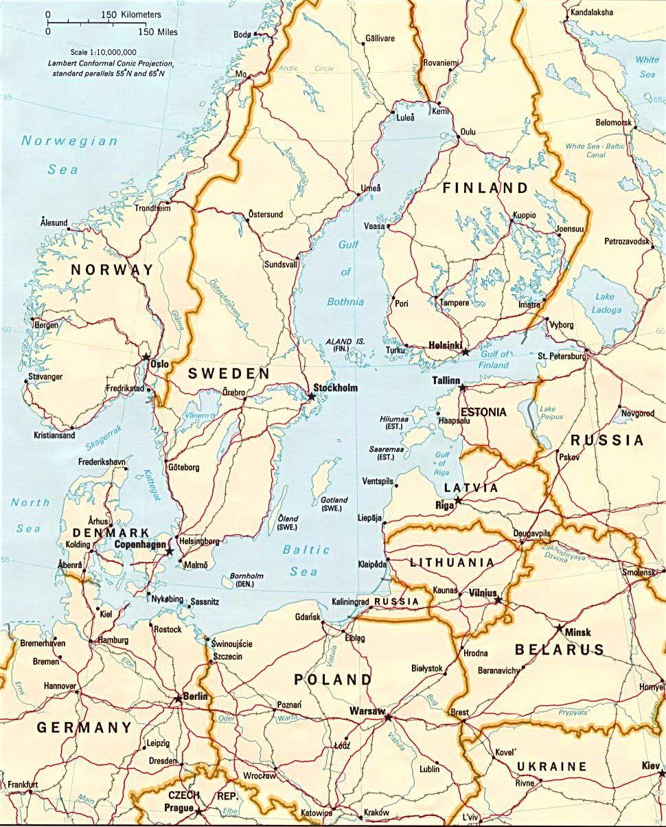Pin by sherry mattson on scandinavia | Pinterest | Baltic sea ...