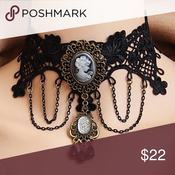 Pave Diamond Link Necklace