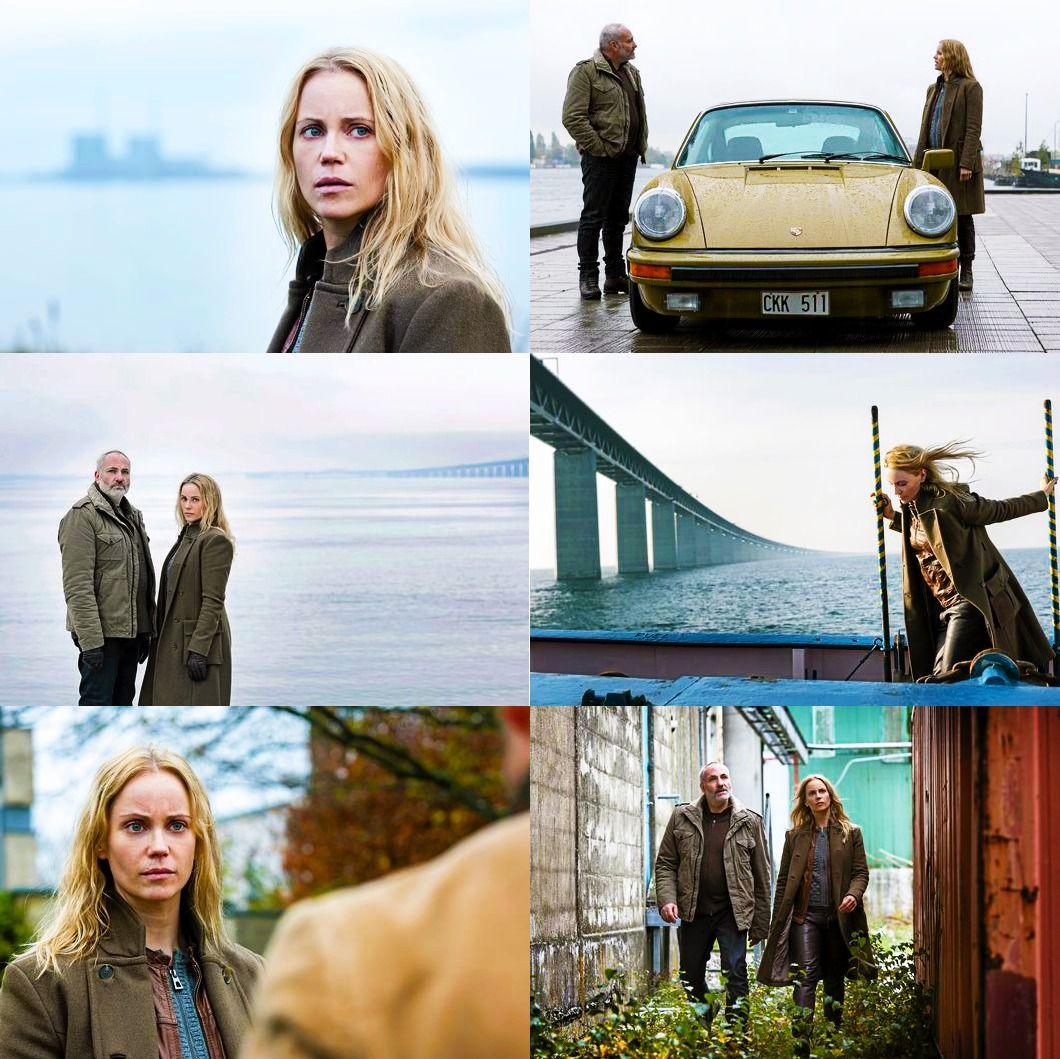 Pin By Yvan Palmers On Scandinavian Crime Drama The Bridge Tv Show Great Tv Shows Short Film
