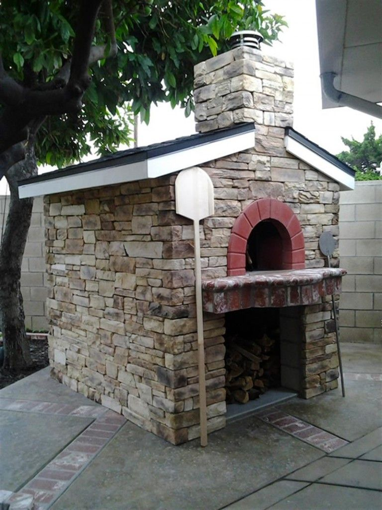 Zio Ciro Wood Fired Ovens Produce Professional Home Or