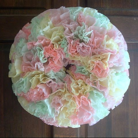 The Cutest Door Wreaths For Easter and Beyond