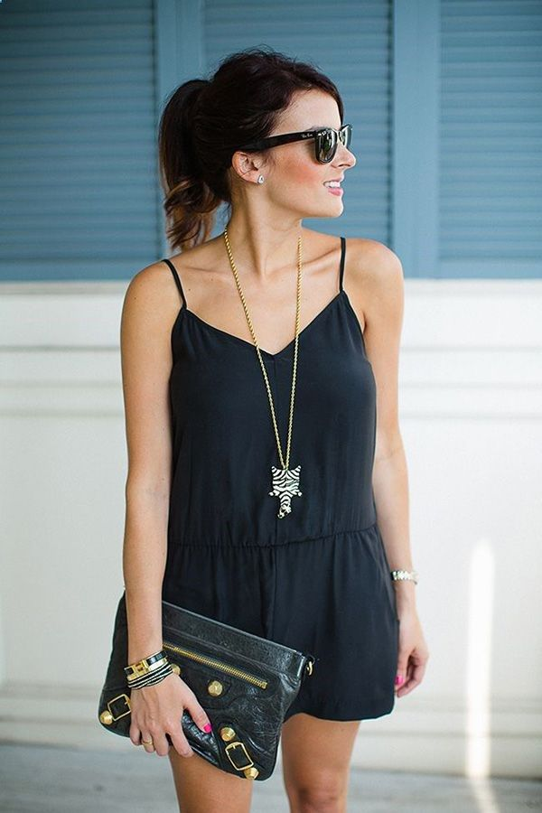 a562bd2c3 Jumpsuits are the latest in trend one that gives a cute look too. Checkout  our latest collection of 35 Stylish Jumpsuit Outfit Ideas and get inspired.