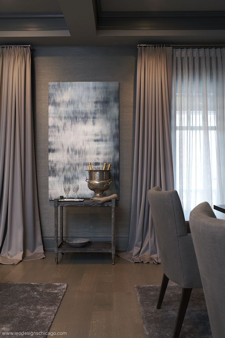 Transitional Interior Design By Leo Designs Chicago Dining Room