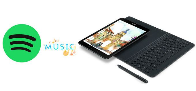 Export or sync Spotify music to Samsung Tab series