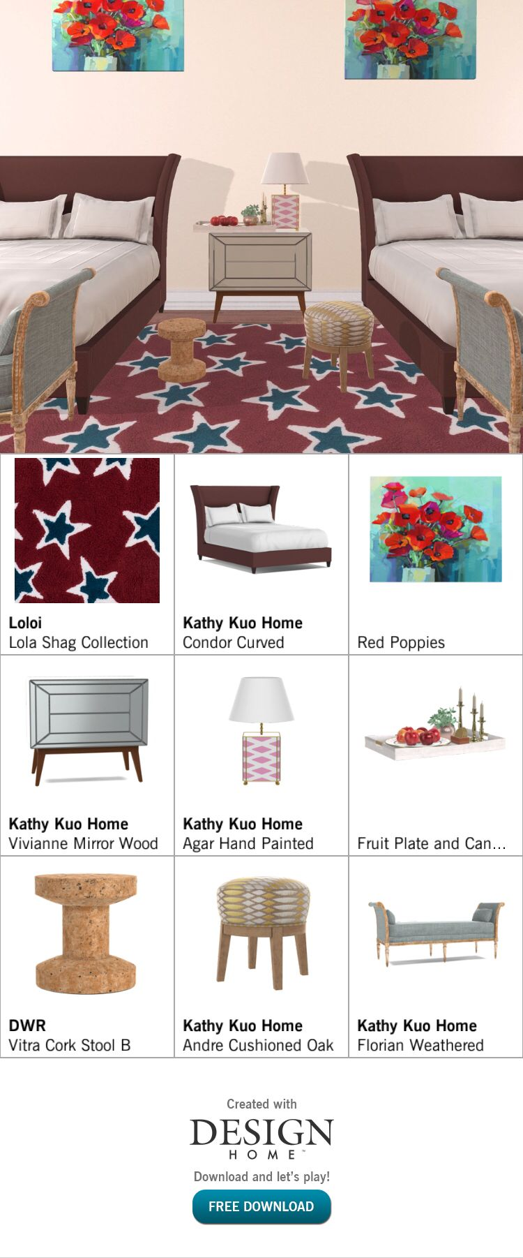 Home interior fruit plates created with design home  kitchen  pinterest