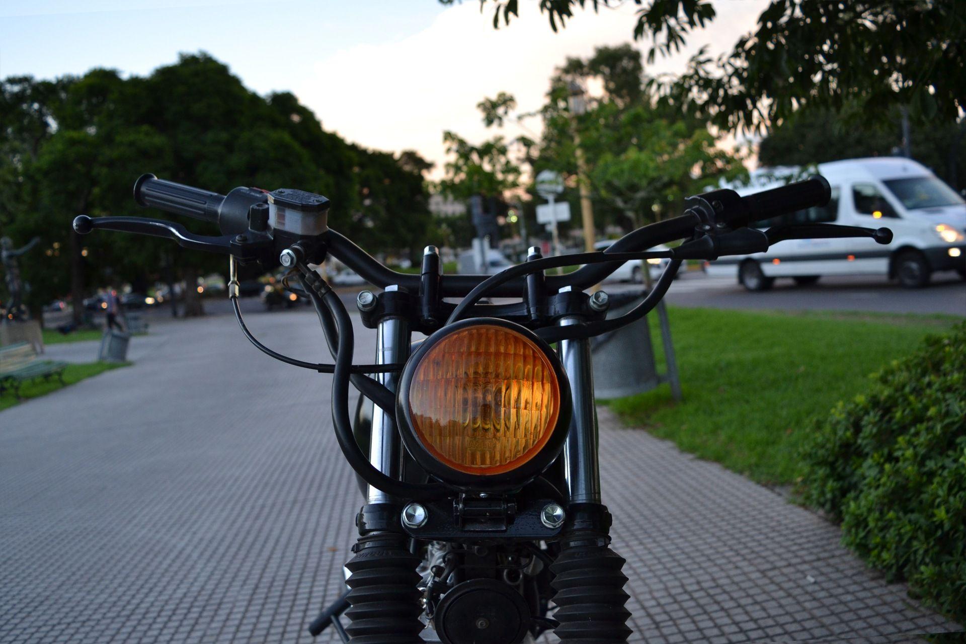 Suzuki Gn 125. Buenos Aires, Argentina.