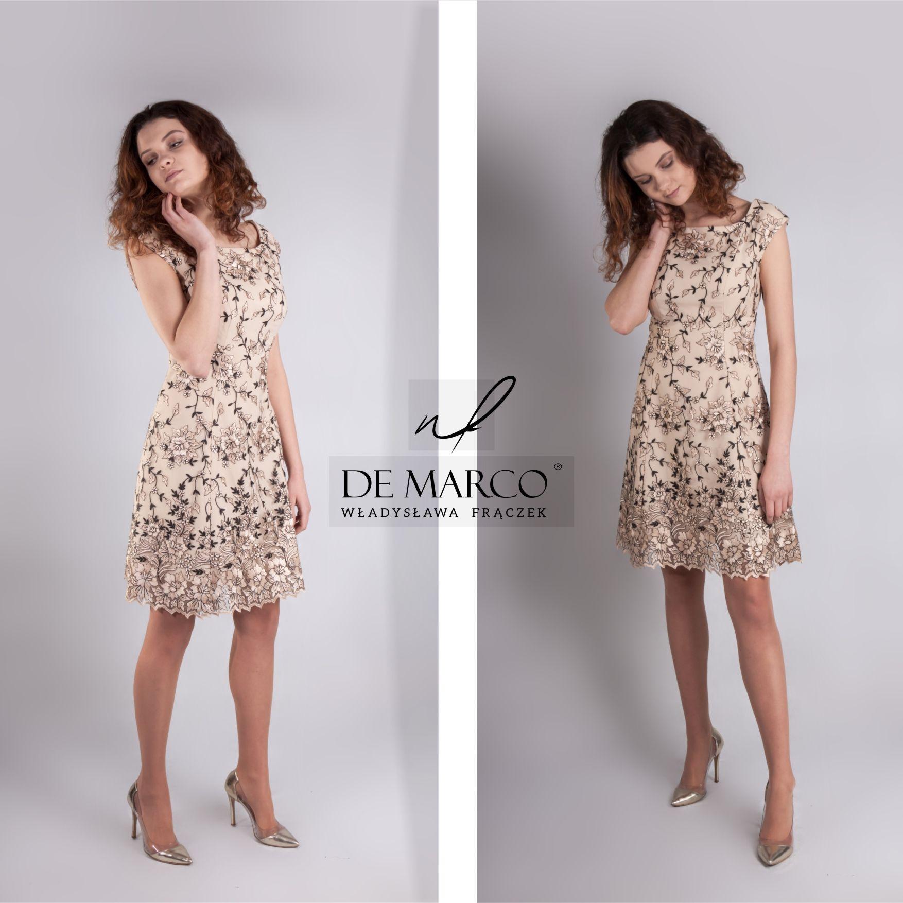 Sukienki Na Wesele Szyte Na Miare W Kazdym Malym I Duzym I Nietypowym Rozmiarze Salon De Marco Summer Dresses Dresses Fashion