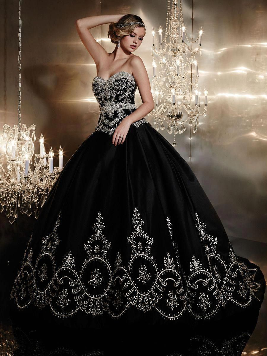 Conserve Money With These Great Wedding Event Tips Black Wedding Dresses Ball Gown Wedding Dress Gothic Wedding Dress [ 1200 x 900 Pixel ]