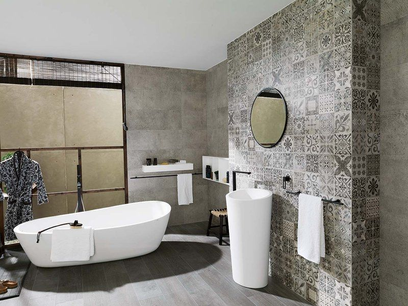 Revestimientos para los nuevos cuartos de baño | Cuartos ...