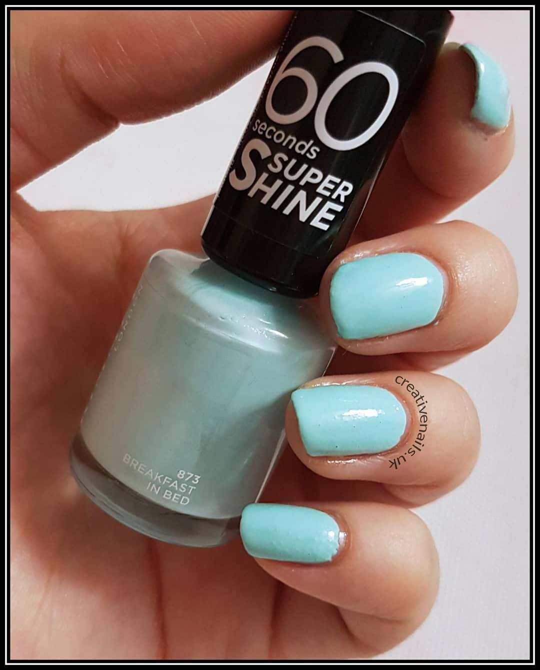 Rimmel, 60 Seconds Super Shine Nail Polish - Breakfast In Bed. What ...