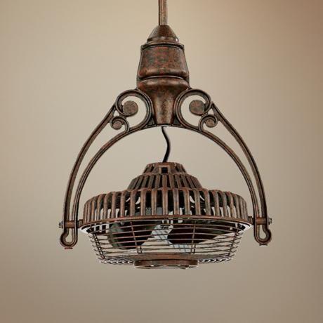 fanimation old havana rust ceiling fan - Victorian Ceiling Fans. . Image Of White Casablanca Ceiling Fan