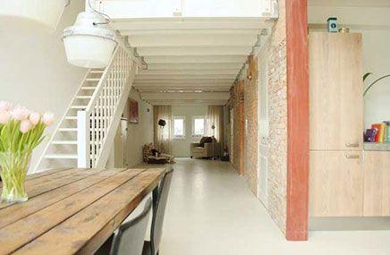 Industriele Keuken Rotterdam : Industriële keuken uit rotterdam nieuwe woning pinterest