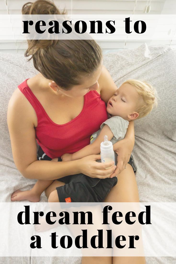 Dream Feeding Toddler Feeding Toddlers Kids Behavior Dream Feed