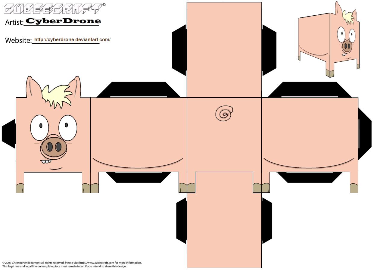 Paper Pig